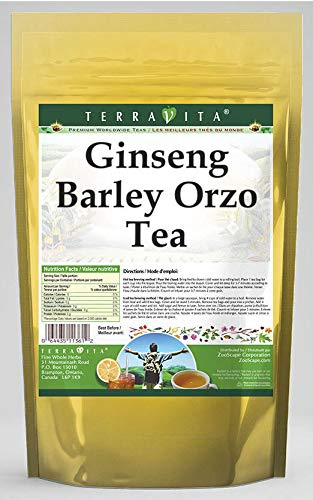 Ginseng Barley Orzo Tea 50 tea Pack 552106 ZIN: 2021 - 3 Albuquerque Mall bags