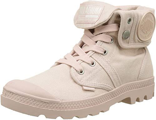 Palladium Damen Pallabrousse Baggy Hohe Sneaker, Pink (Peach Whip K74), 41 EU
