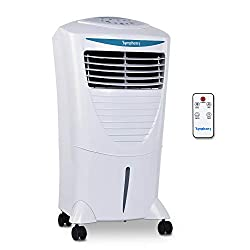 symphony hicool i 31-litre air cooler with remote