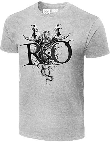 Randy Orton WWE Venom Runs Deep Official Authentic Retro T-Shirt L