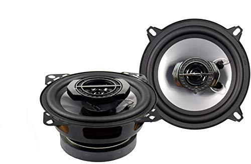 Vetrineinrete Casse per auto 300 watt 4 vie coppia di altoparlanti coassiali stereo tweeter woofer 13 cm 300w A36