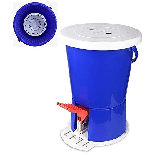 Luorizb Mini portátil de pie Eléctrico Manual Lavadora de Ropa Que no...
