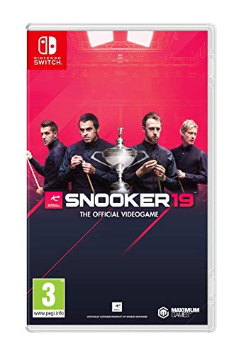 Snooker 19: The Official Video Game NSW [