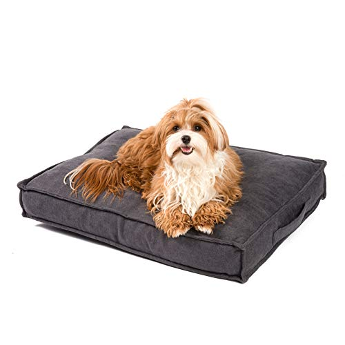 JAMAXX Premium Hundekissen Orthopädisch Weich Memory Foam, Waschbar, Nässeschutz...
