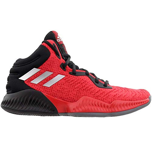 adidas Mens Mad Bounce 2018 Basketball Sneakers Shoes Casual - Red - Size 14 D