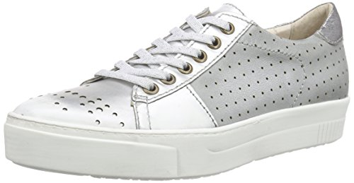Mjus Damen 785117 Sneaker, Silber (Argento/Iceberg), 37