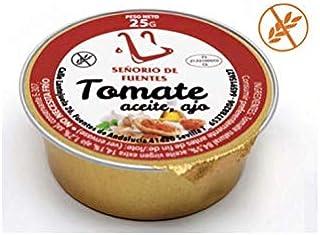 90 monodosis de 25g con tomate ajo y aceite - Para desayunos