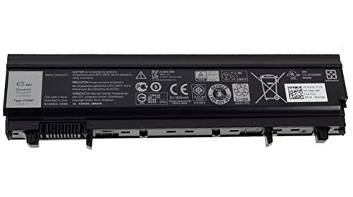 Great Features Of GreenTech New VV0NF Replacement Battery for Dell Latitude E5440, Latitude E5540 11.1V 65Whr Primary Battery 6 Cell M7T5F WGCW6 9TJ2J 451-BBIE