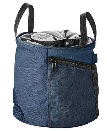 EDELRID Unisex– Erwachsene Boulder Bag Herkules, Marine, einheitlich