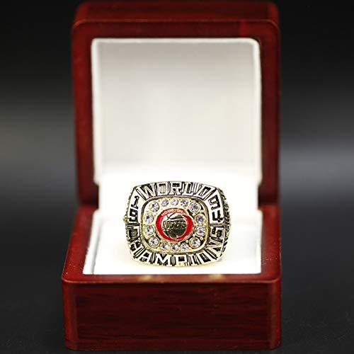 YANGLIXIA Campeonato Anillo Baloncesto 1994 Rockets, Rockets de Hombre Anillo Super Bowl Champion Rings Fans Souvenirs 11#