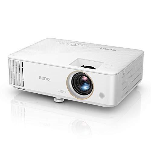 BenQ TH585 1080p DLP Gaming Projektor 3.500 Lumen, HDMI, 3D, geringe Reaktionszeit für Gaming-Konsole