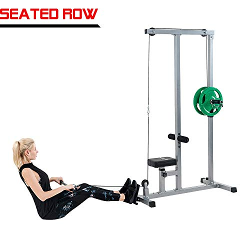 Vanswer Lat Pulldown Low Row Table