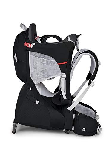 Osprey Packs Poco Plus Child Carrier, Starry Black