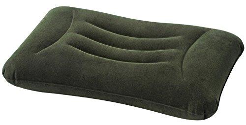Intex - Almohada hinchable, 58 x 36 x 13 cm, color verde (68670)
