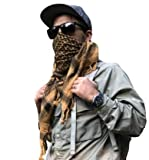 Tactical Scarf Military Shemagh (Coyote Brown)