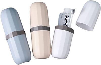 歯ブラシボックス| 一般的なトラベルボックス| 無臭の熱可塑性シェル| 電動歯ブラシと互換性があります