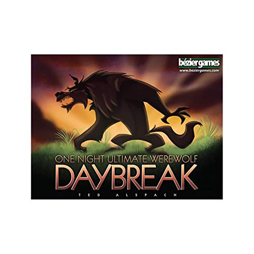Bezier Games One Night Ultimate Werewolf: Daybreak Expansion [German Version]
