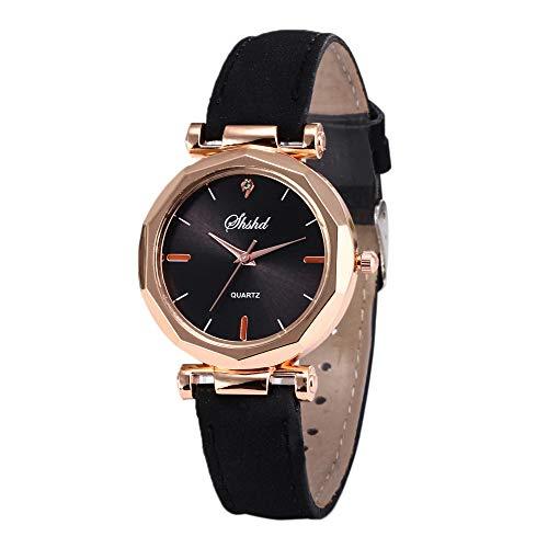 reloj negro mujer fabricante Letdown Watch