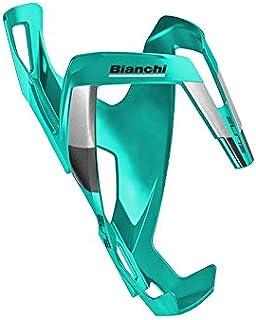 Bianchi Porte-Bidon Bianchi Rocko Carbone Noir Bleu Clair Bianchi Ck16