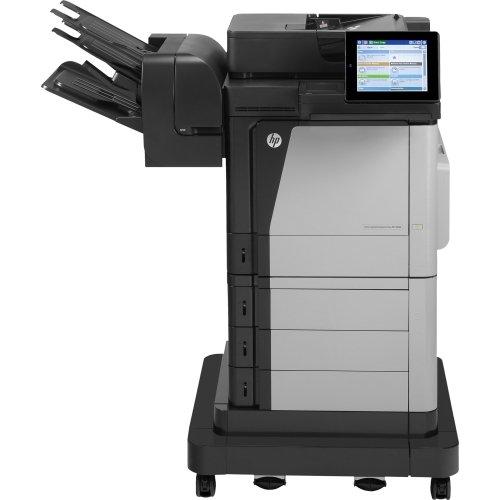 Best Buy! Hewlett-Packard - Hp Laserjet M680z Laser Multifunction Printer - Color - Plain Paper Prin...