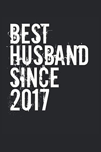 Terminplaner 2021: Terminkalender für 2021 mit Best Husband since 2017 Cover | Wochenplaner | elegantes Softcover | A5 | To Do Liste | Platz für Notizen | für Familie, Beruf, Studium und Schule