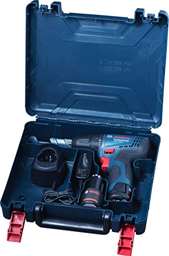 Bosch 06019G8000 GSR 120-LI Taladro/Atornillador a batería (2x2,0Ah)