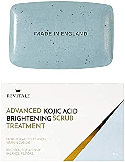 Revitale Advanced Kojic Acid Brightening Scrub Treatment