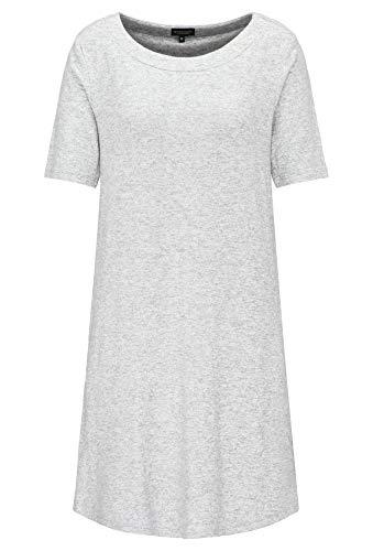 BROADWAY NYC FASHION Damen Kleid Sedona hellgrau L (40)