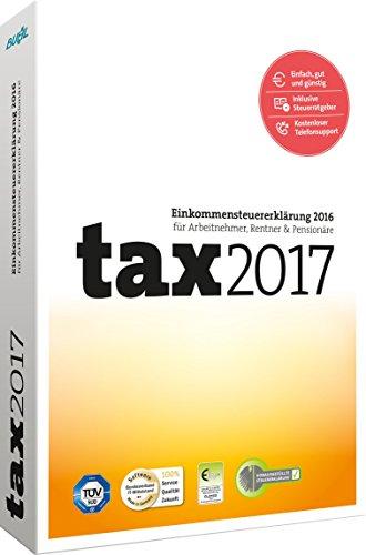 Preisvergleich Produktbild tax 2017 (für Steuerjahr 2016)