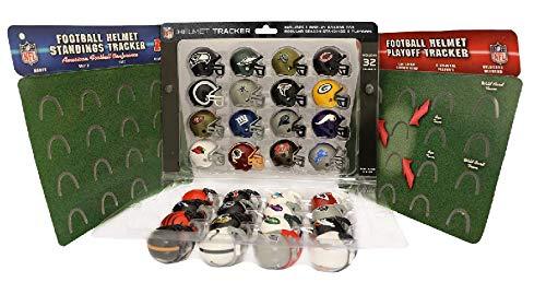 Riddell Novelty Size Helm-Set, verschieden, Einheitsgröße