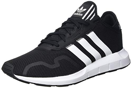 adidas Swift Run X, Sneaker Hombre, Core Black/Footwear White/Core Black, 43 1/3 EU