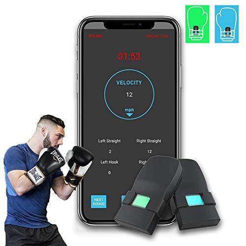2020 Upgrade Smart Boxing Tracker Boxing Sensor Punch Tracker for Boxing Equipment Highly Sensitive Sensor for Boxing Practice Tracker