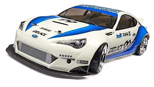 HPI Racing 114356 RS4 Sport 3 Drift RTR with Subaru BRZ Body Vehicle
