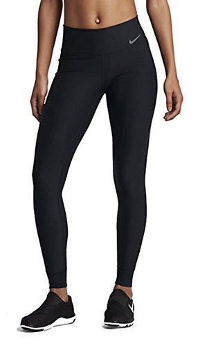 Nike Damen Power Legend Tights, Black/Cool Grey, XL