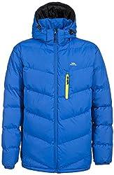 Padded jacket Adjustable zip off hood 3 zip pockets Low profile zips Hem drawcord & elasticated cuffs
