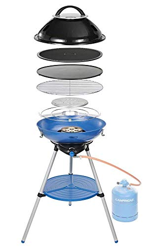 Campingaz Party Grill 600 Camping Stove, All in One portable Camping BBQ