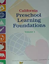 Best california preschool foundations volume 1 Reviews