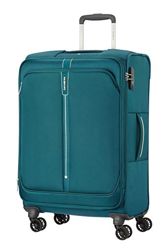 Samsonite Popsoda Luggage- Suitcase, 66, Petrol