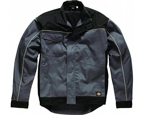 Dickies In260 Bundjacke, grau, L, IN7001