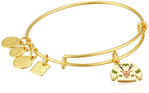 Alex and Ani Ugly Sweater Bangle Bracelet