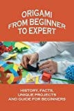 Origami From Beginner To Expert: History, Facts, Unique Projects And Guide For Beginners: Easy Origami Instructions And Diagrams