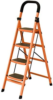 Ranking TOP10 Zhangmeiren Folding Ladder Aluminum Alloy Super special price Ladd Thickening