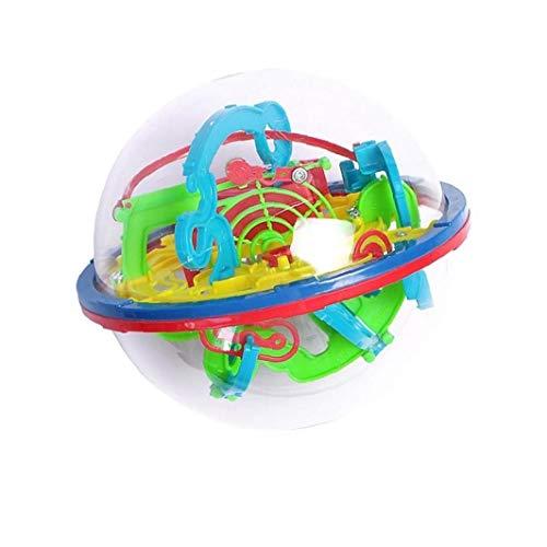 Intelligenz 3d Maze Ball Puzzle Spielzeug Labyrinth Sphärische Spielzeug Puzzle-spiel Spielzeug-raum-trainingsvorstellungskraft, Bildung Spielzeug Unabhängige Spiele Challenging Barrieren Geschenk Für