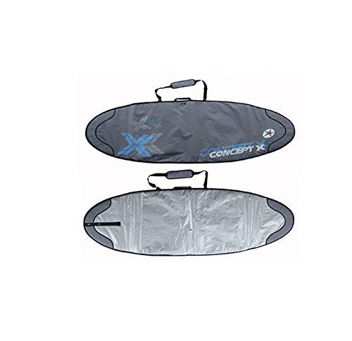 Concept X Funda para tabla de surf Rocket Gran calidad! %% interior 237 x 88 cm sale