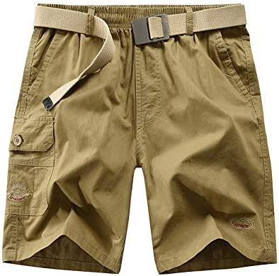 Men's Classic-Fit Cargo Short, Men's Casual Loose Fit Multi, Men's Hiking Loose, Men's Workwear Cargo Short