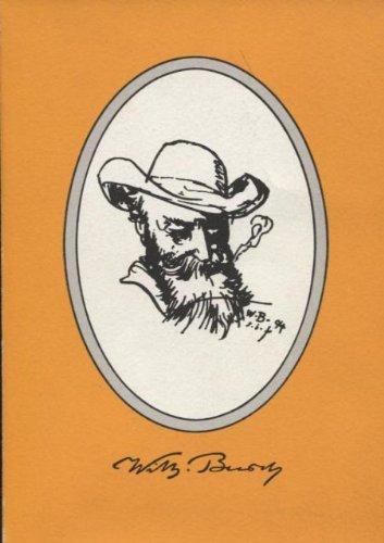 Wilhelm Busch-Album Humoristischer Hausschatz Jubiläums-Ausgabe Reprint