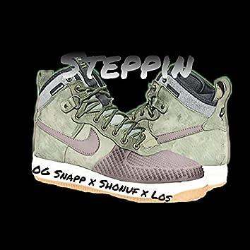 Steppin (feat. OG Snapp & Los)