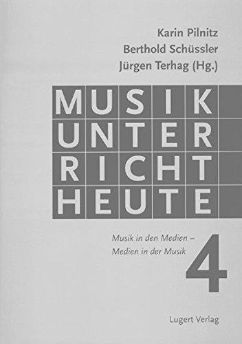 Musikunterricht heute. Bd 4 (Buch und CD)