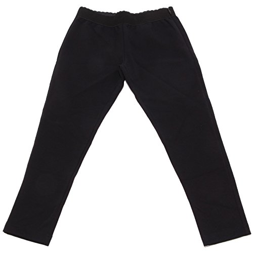 Dolce & Gabbana 0980W Leggings Bimba Black Viscose/Wool Pant Kid [4 Years]