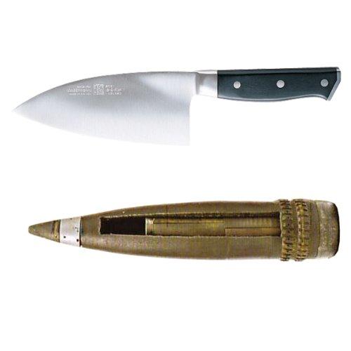 Maestro Wu D-02 Fisch- und Kräutermesser 14 cm